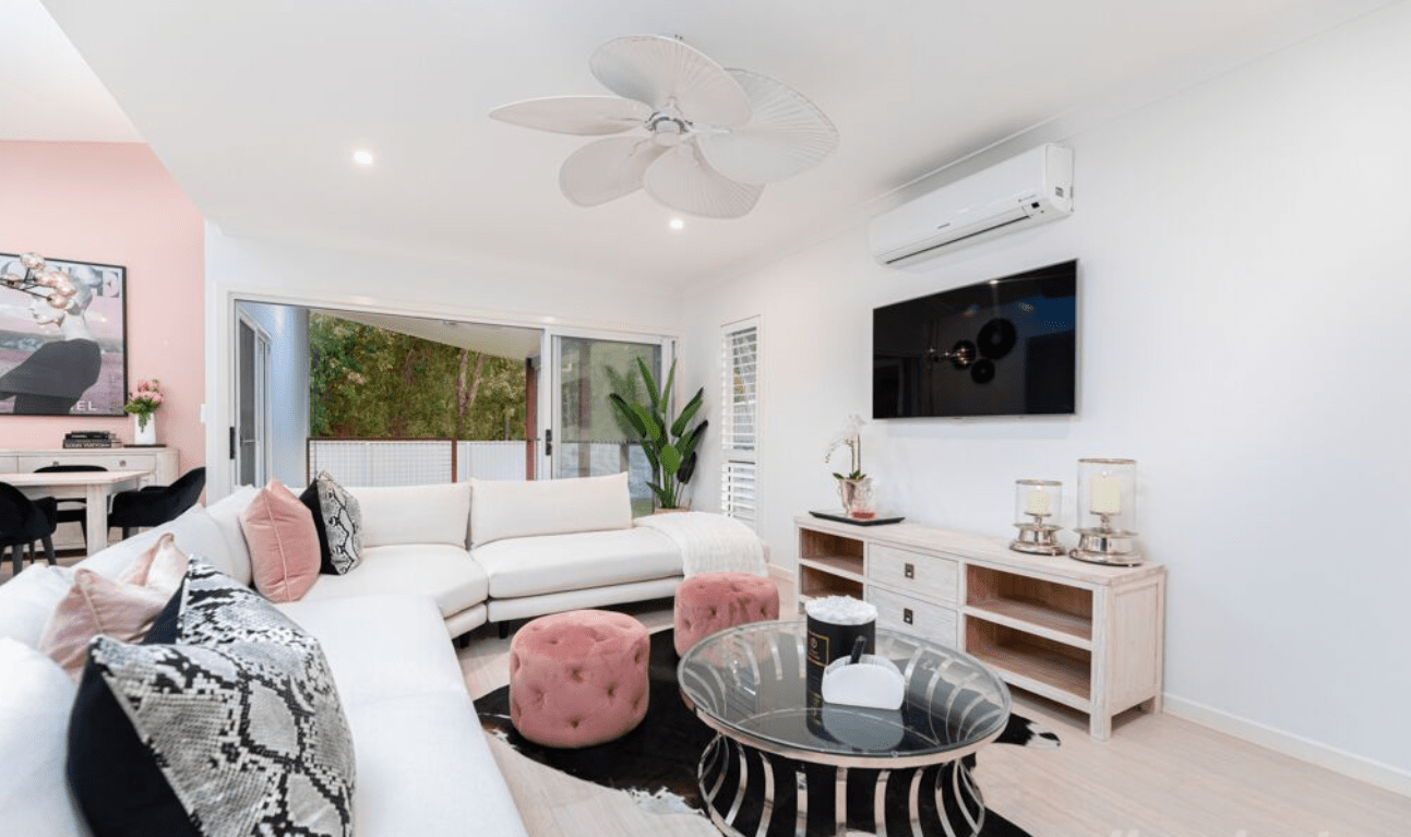 Bribie project – Furnish and Finish & Specification Selection