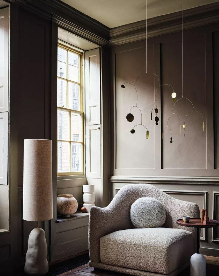 sculptured furniture interior design and decorating