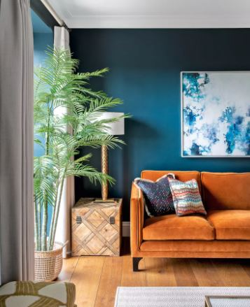 warm up,warmup colour interior design and decorating